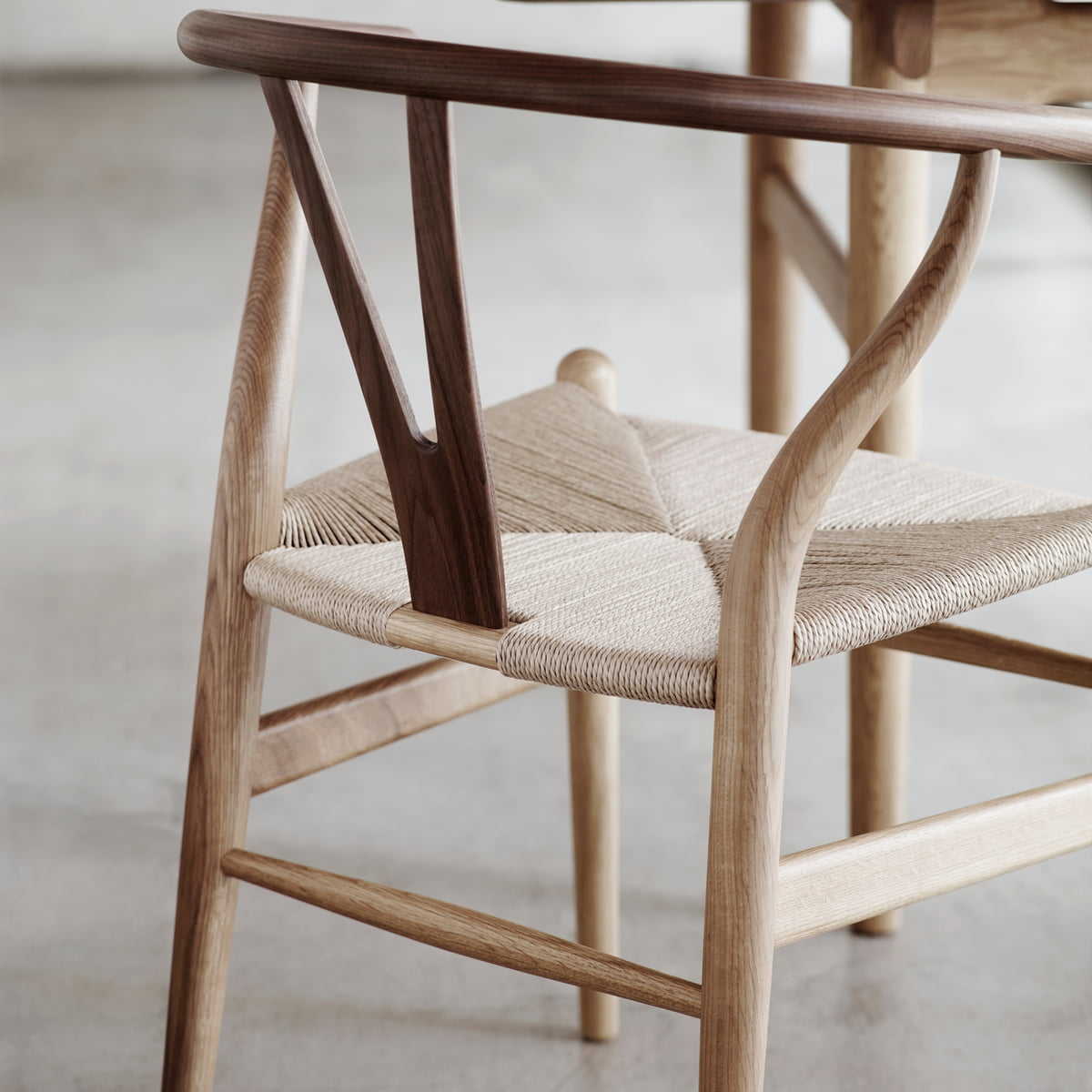 wishbone chair ch24 by carl hansen connox