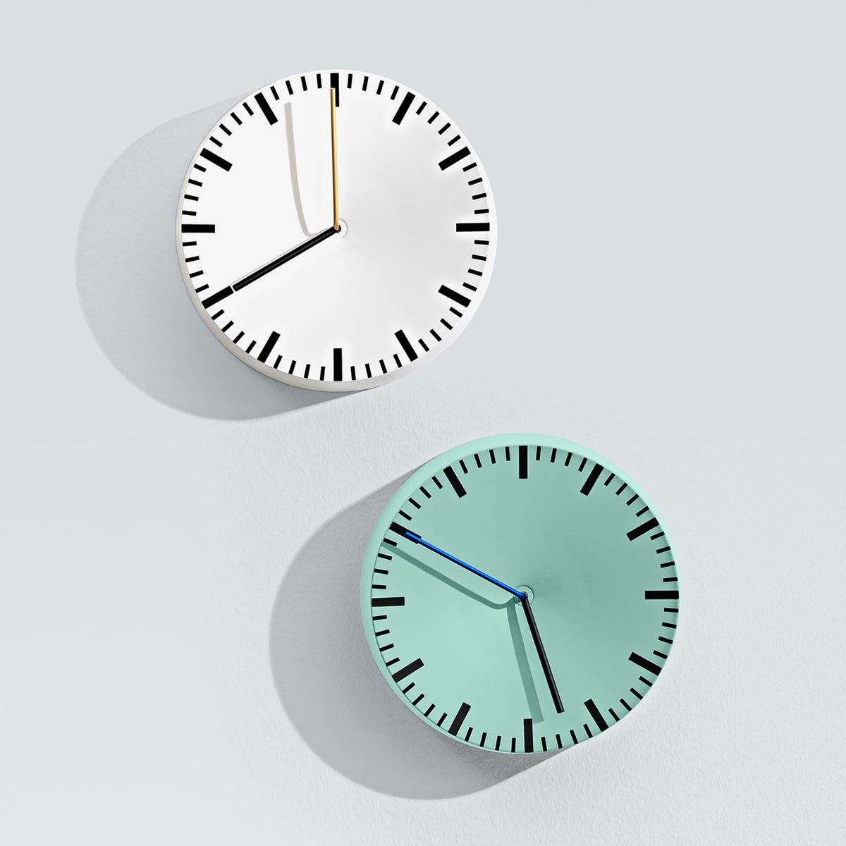 The Analogue Clock by Hay in the design shop
