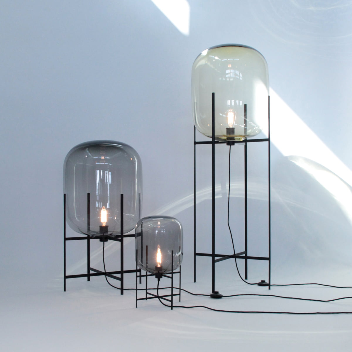 The Large Oda Lamp By Pulpo In The Shop