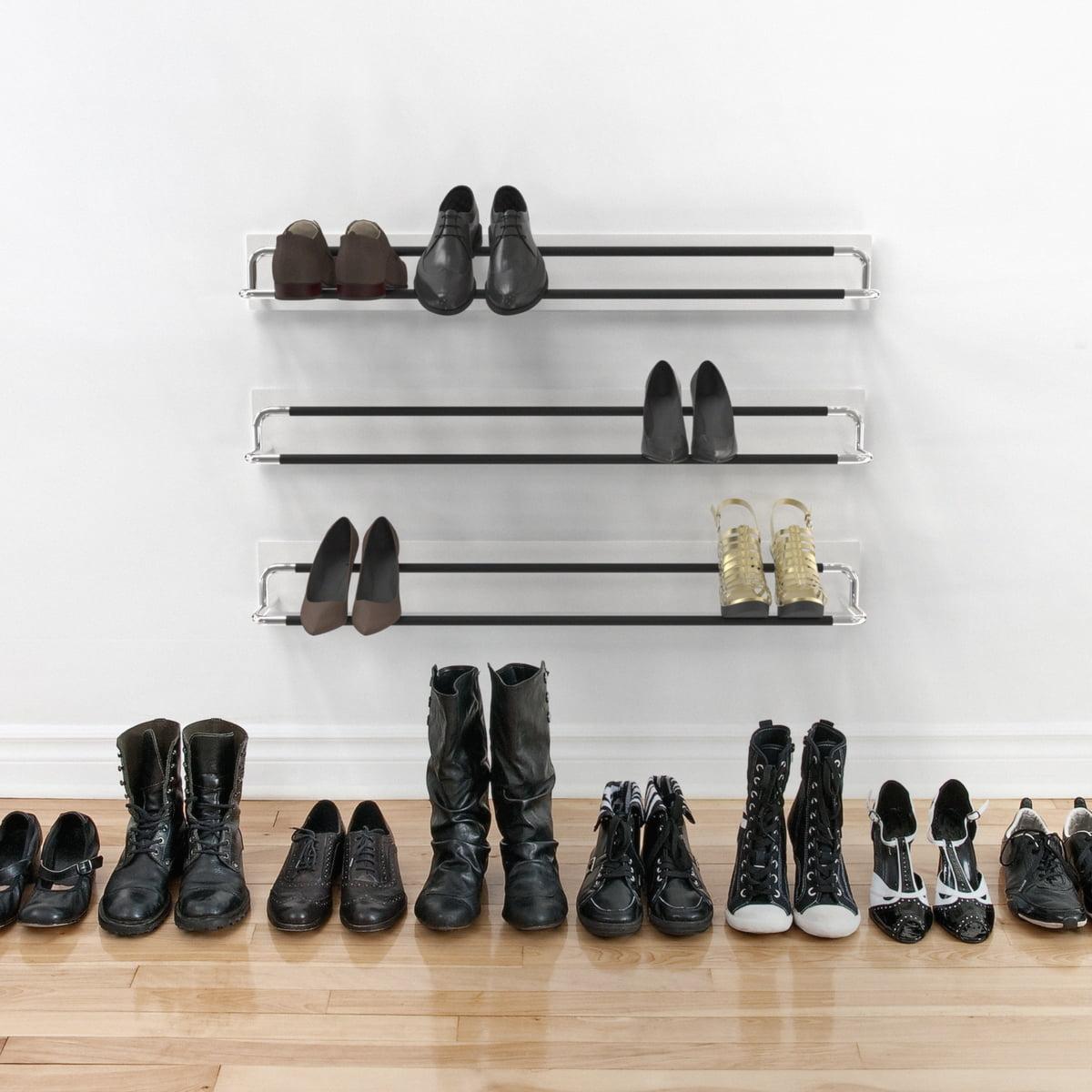 frost rada shoe rack in the home design shop. Black Bedroom Furniture Sets. Home Design Ideas