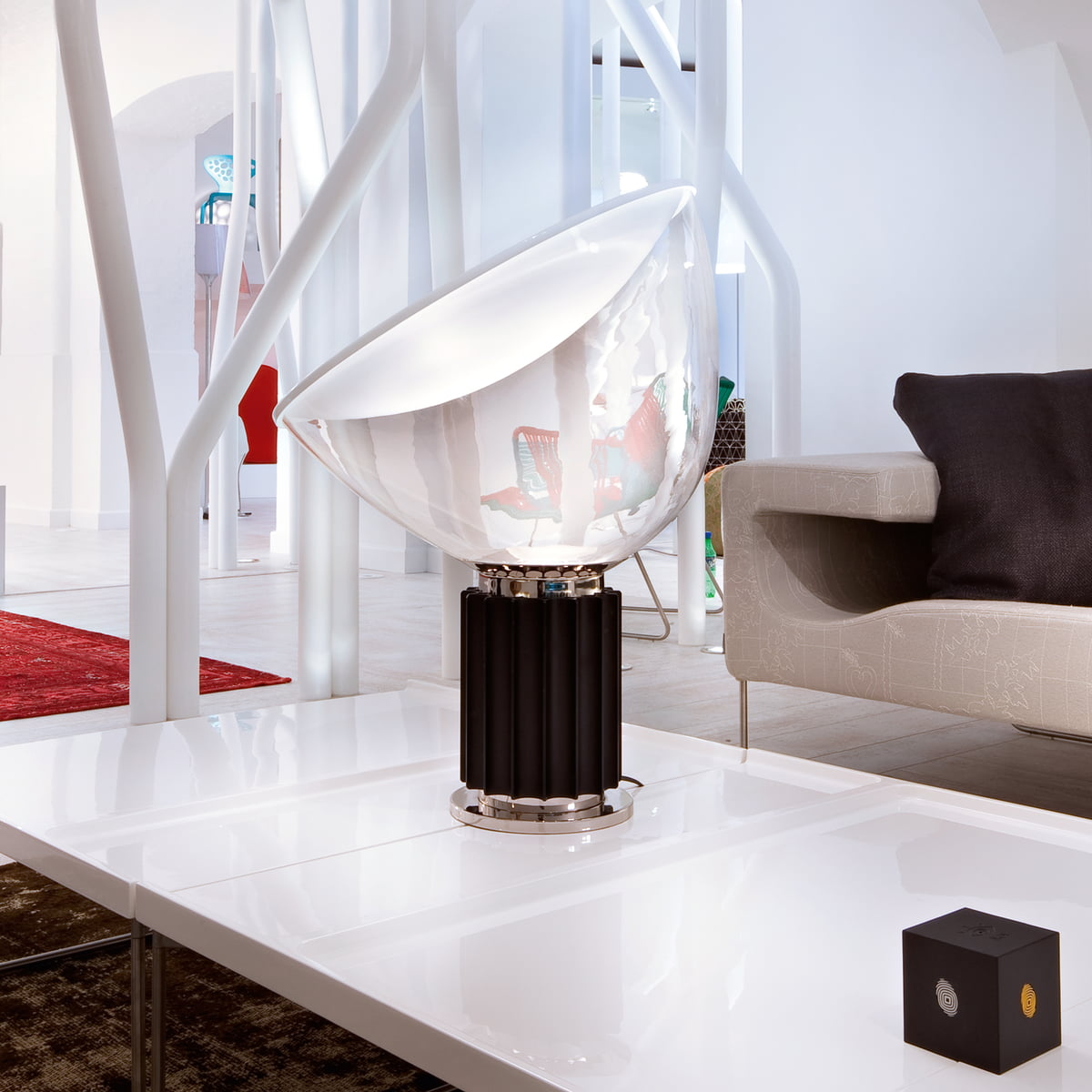 Taccia Led By Flos In The Home Design Shop