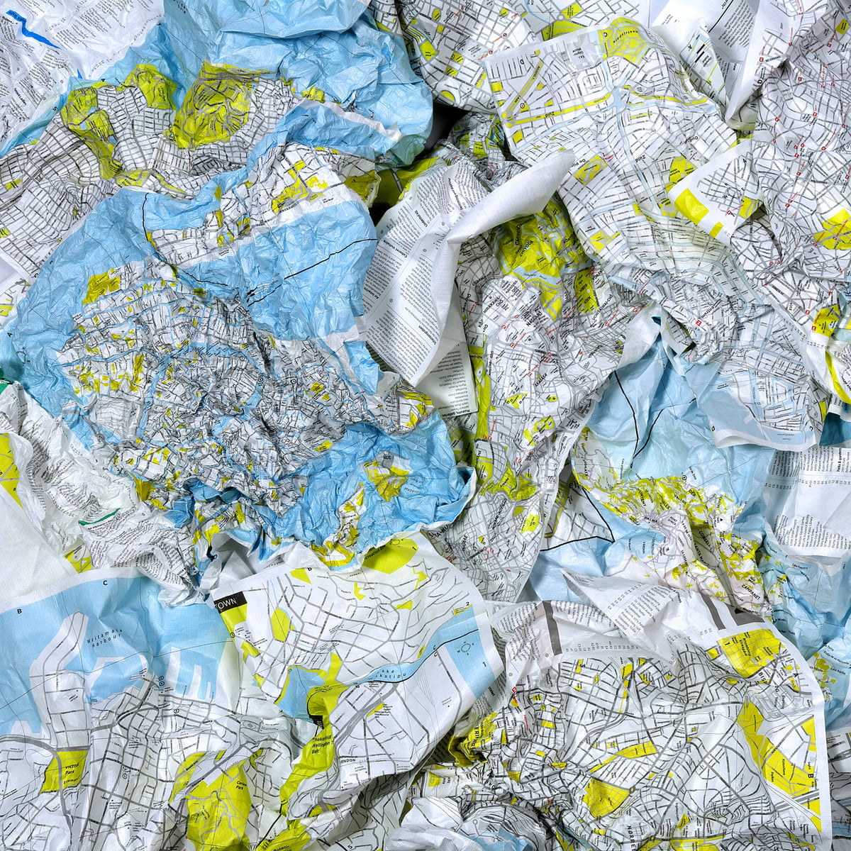 Crumpled City Map by Palomar in the shop on city neighborhood, city intersection, city of potwin kansas, city street, city of austin etj, topographic map, city restaurants, locator map, city of arcadia fl, fantasy map, city of sandpoint idaho, city of lake village arkansas, city of audubon iowa, street map, city drawing, city of newburgh ny, city of galva il, city of oregon wisconsin, road atlas, city of alexandria louisiana, reversed map, world map, city planning, pictorial maps, city of hamilton michigan, city diagram, city of milan ga, city road, thematic map,