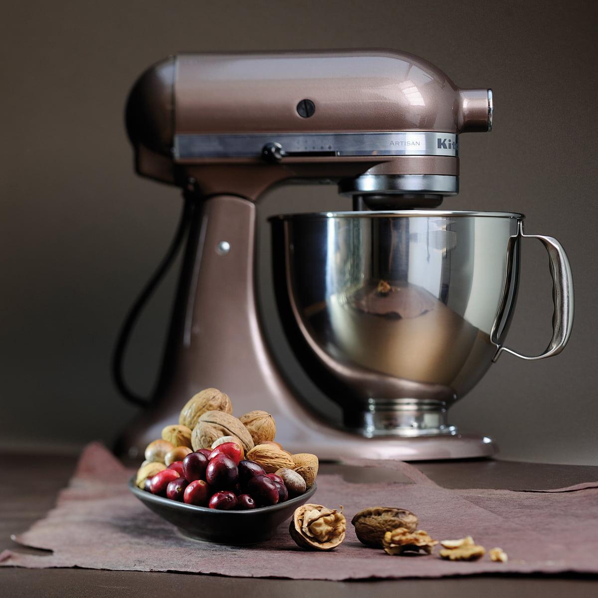 Artisan Kitchen Appliance 4,8 l by KitchenAid on kitchenaid mixer, kitchenaid artisan stand mixer, kitchenaid artisan mixer, kitchenaid stand mixer,