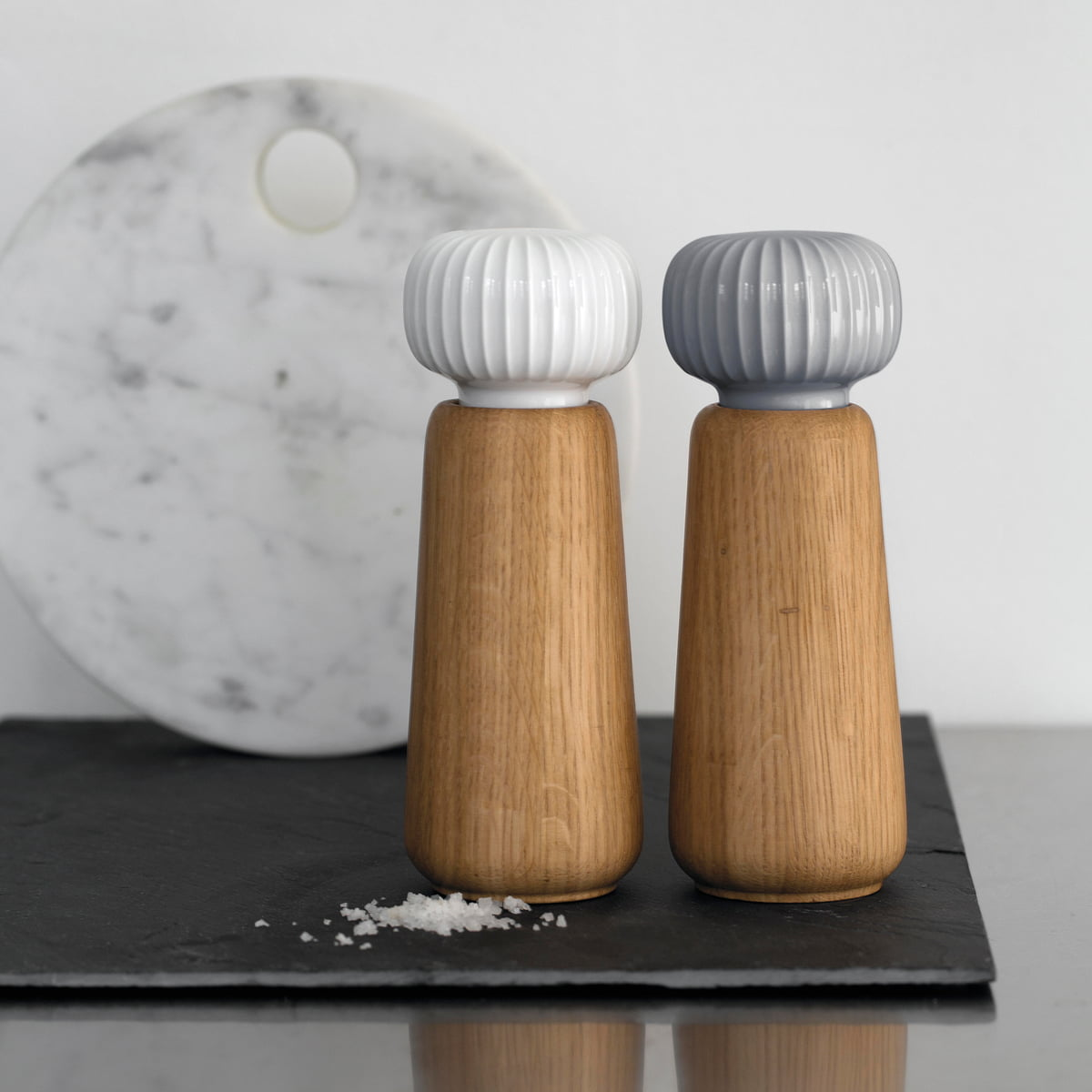 Salt And Pepper Grinders By Kähler