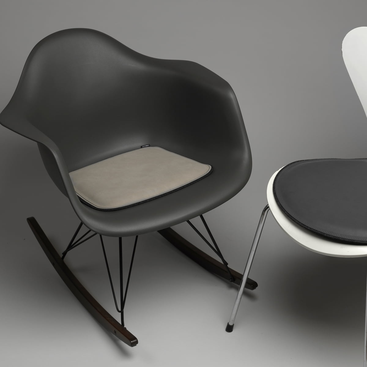hay and eames seat cushion by linddna in the shop. Black Bedroom Furniture Sets. Home Design Ideas