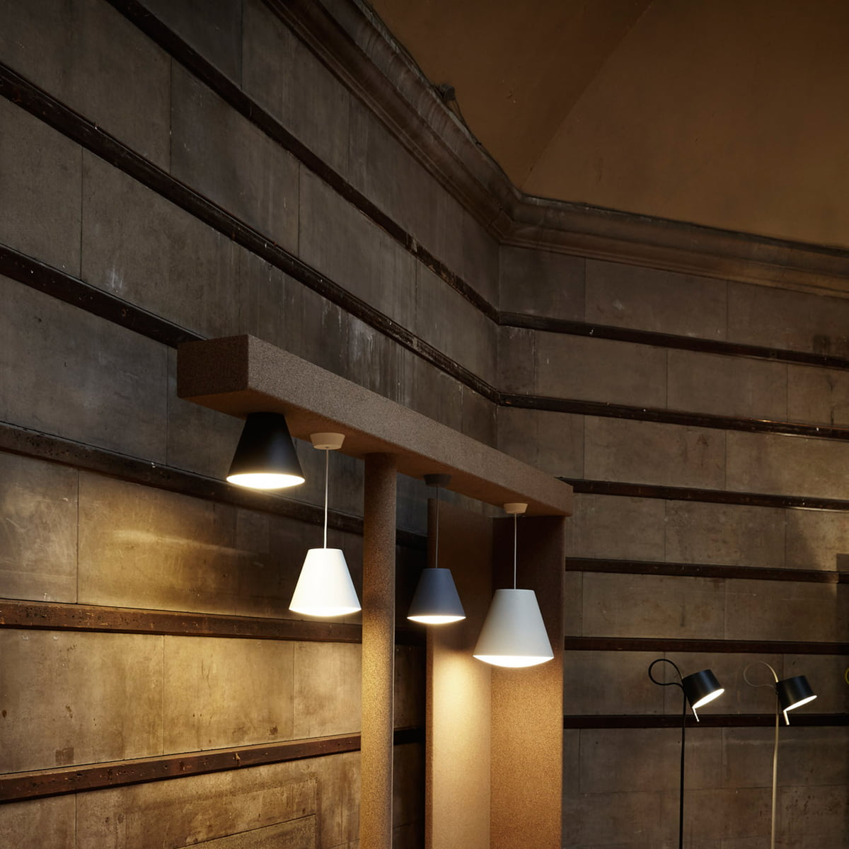 Sinker ceiling lamp by hay in the shop sinker pendant and ceiling lamp aloadofball Image collections