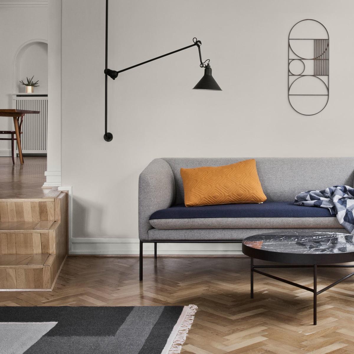 kelim rug section by ferm living in shop. Black Bedroom Furniture Sets. Home Design Ideas
