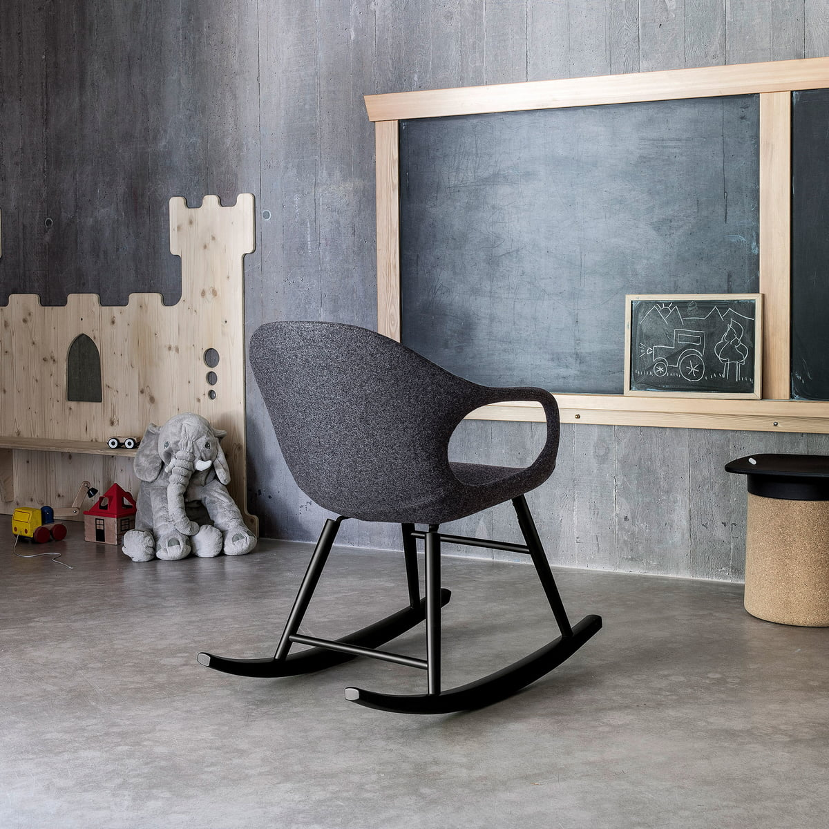 for thenurseries leather chair ikea rocking gallery black nursery