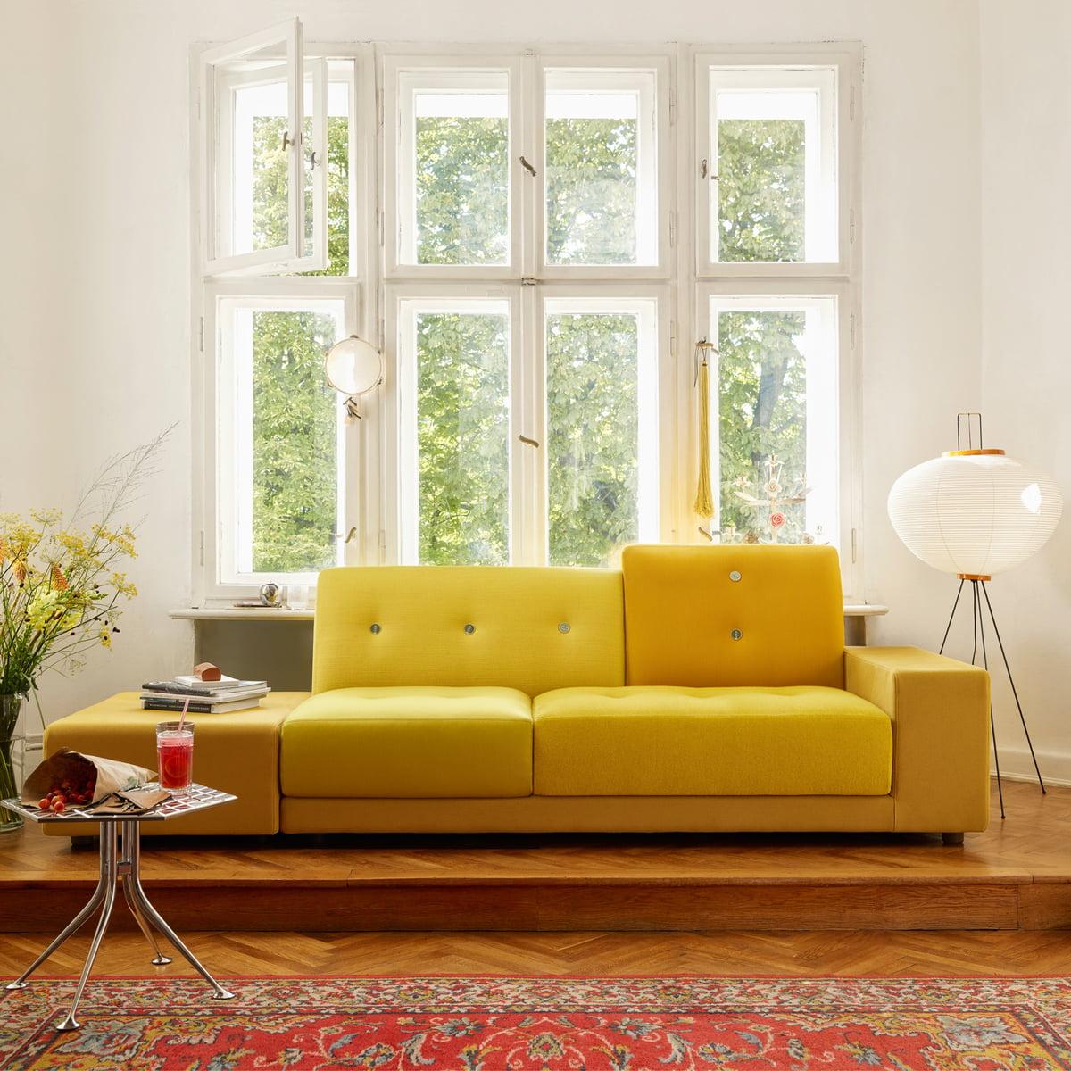 akari furniture. The Polder Sofa XL And Akari 10A Floor Lamp By Vitra Furniture H