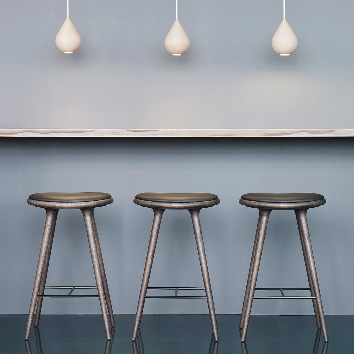 Barstool By Mater In Our Interior Design Shop