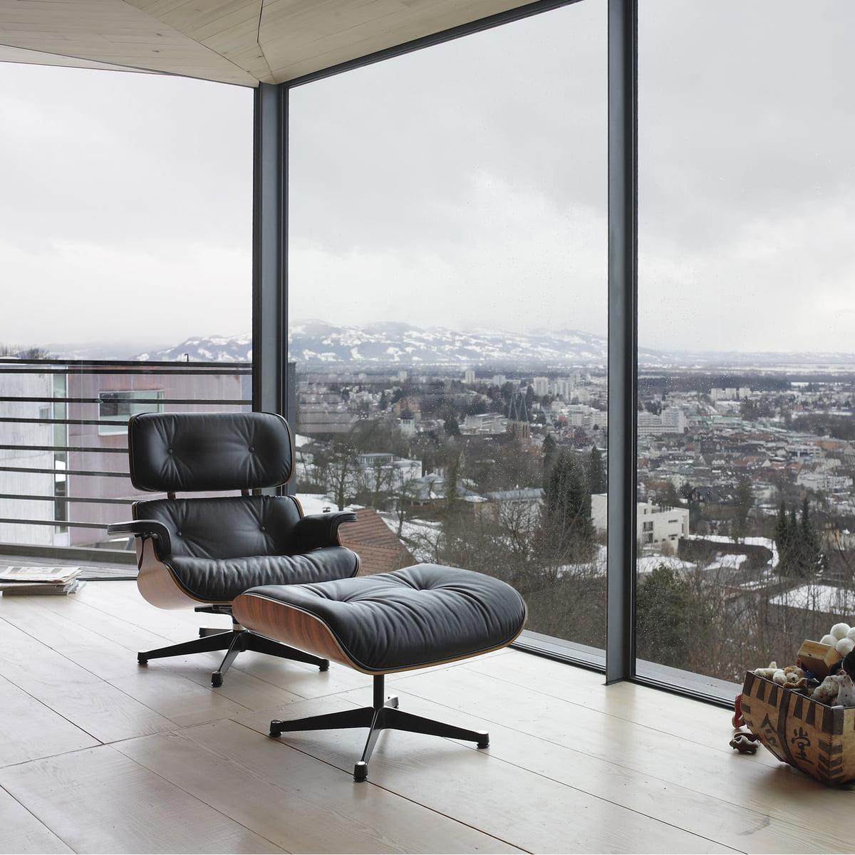 Fantastisch Vitra Lounge Chair U0026 Ottoman
