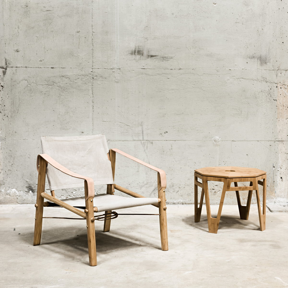 Nomad Chair by We Do Wood in the home design shop