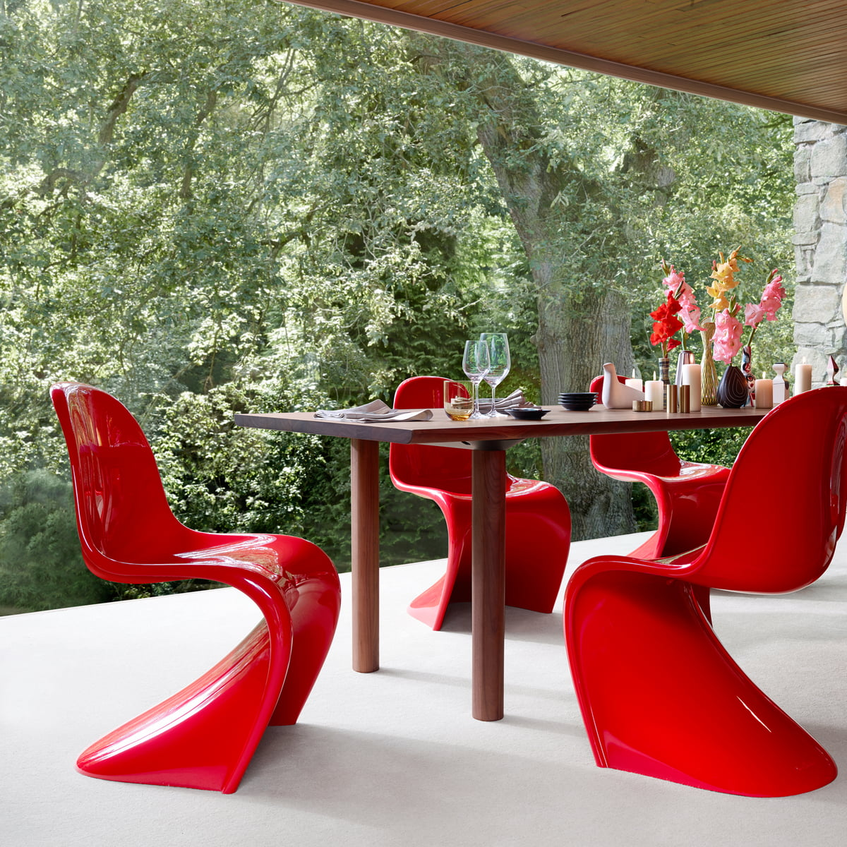 panton chair by vitra in our interior design shop rh connox com
