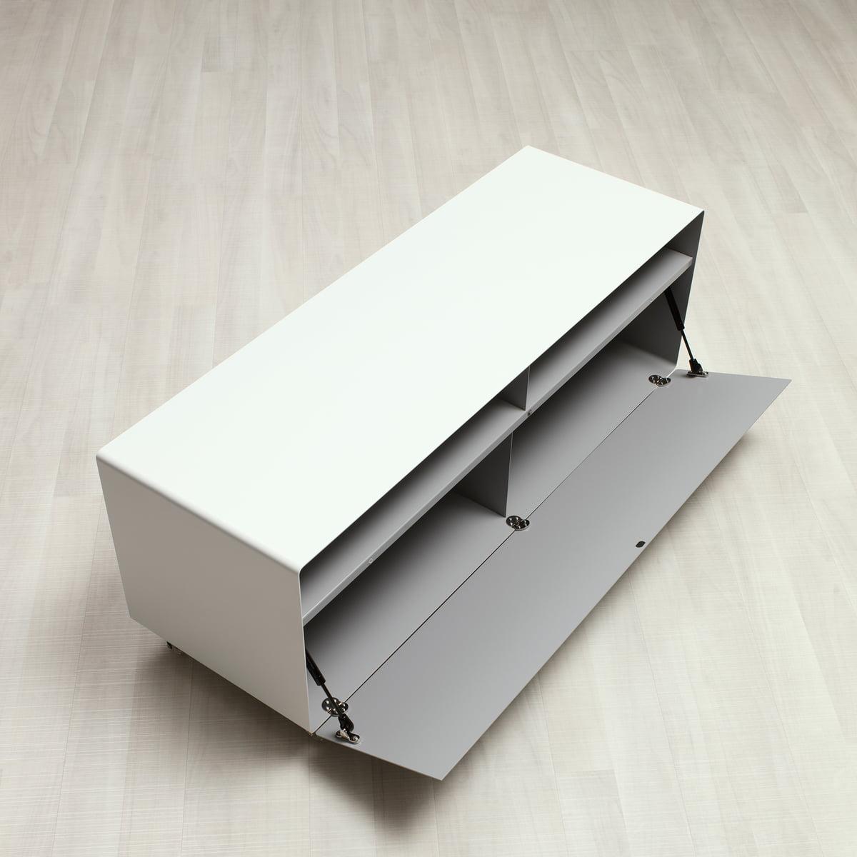 rw 109 sideboard by m ller m belfabrikation. Black Bedroom Furniture Sets. Home Design Ideas
