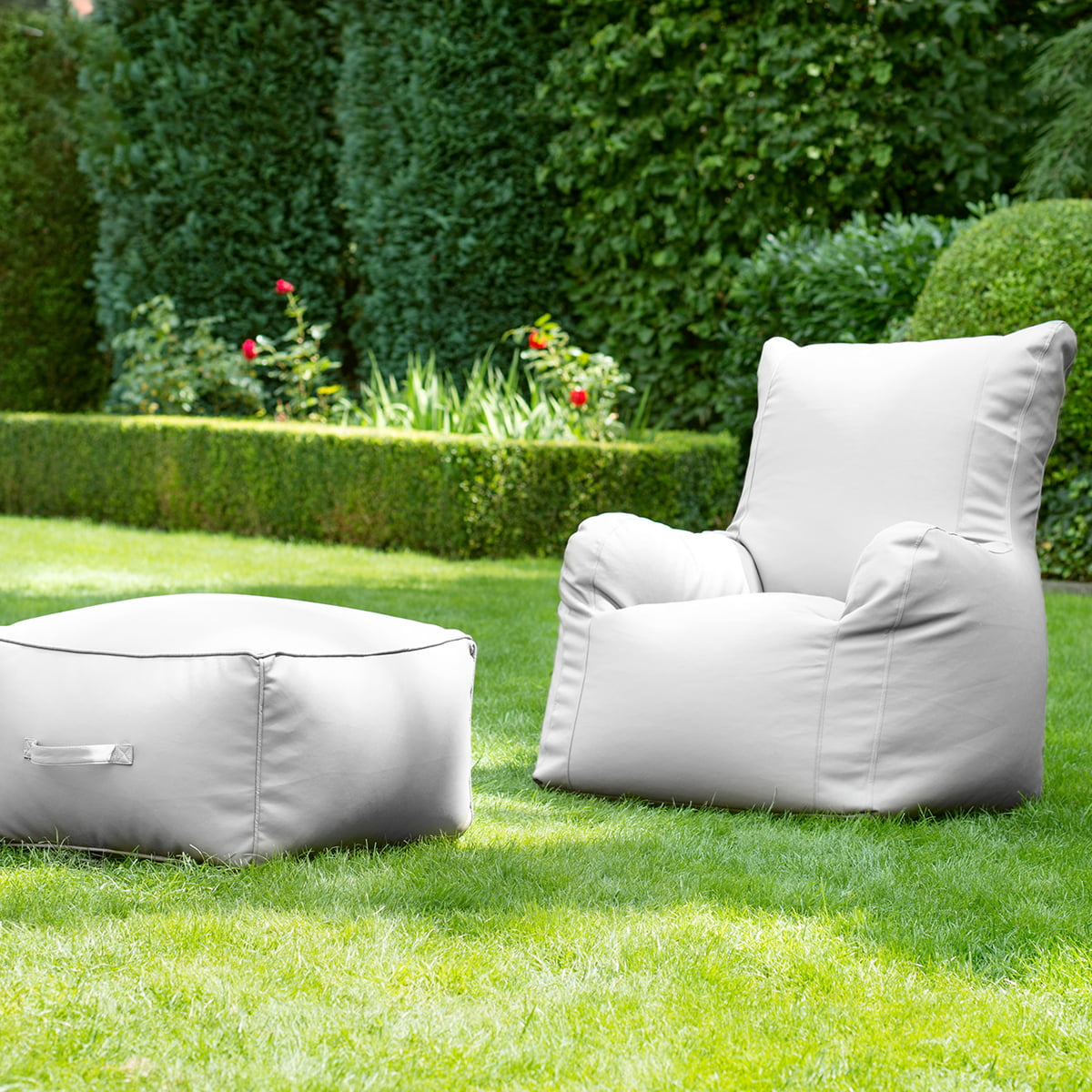 outdoor armchair by sitting bull in our shop. Black Bedroom Furniture Sets. Home Design Ideas