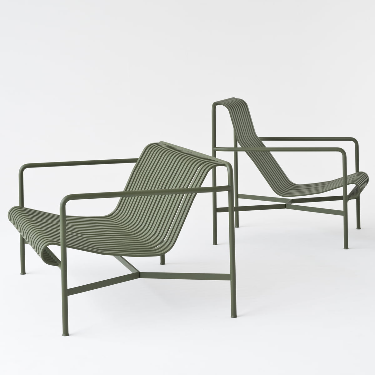 Fersk Palissade lounge chair high by Hay at the shop VX-95