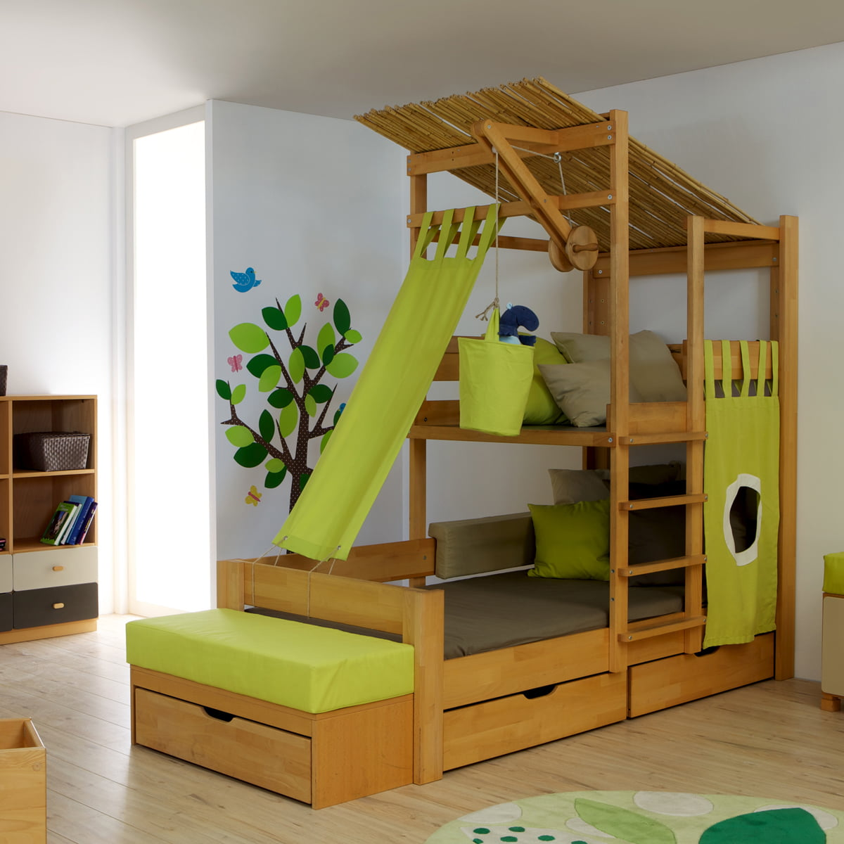 De Breuyn bruno s treehouse bed by de breuyn in shop