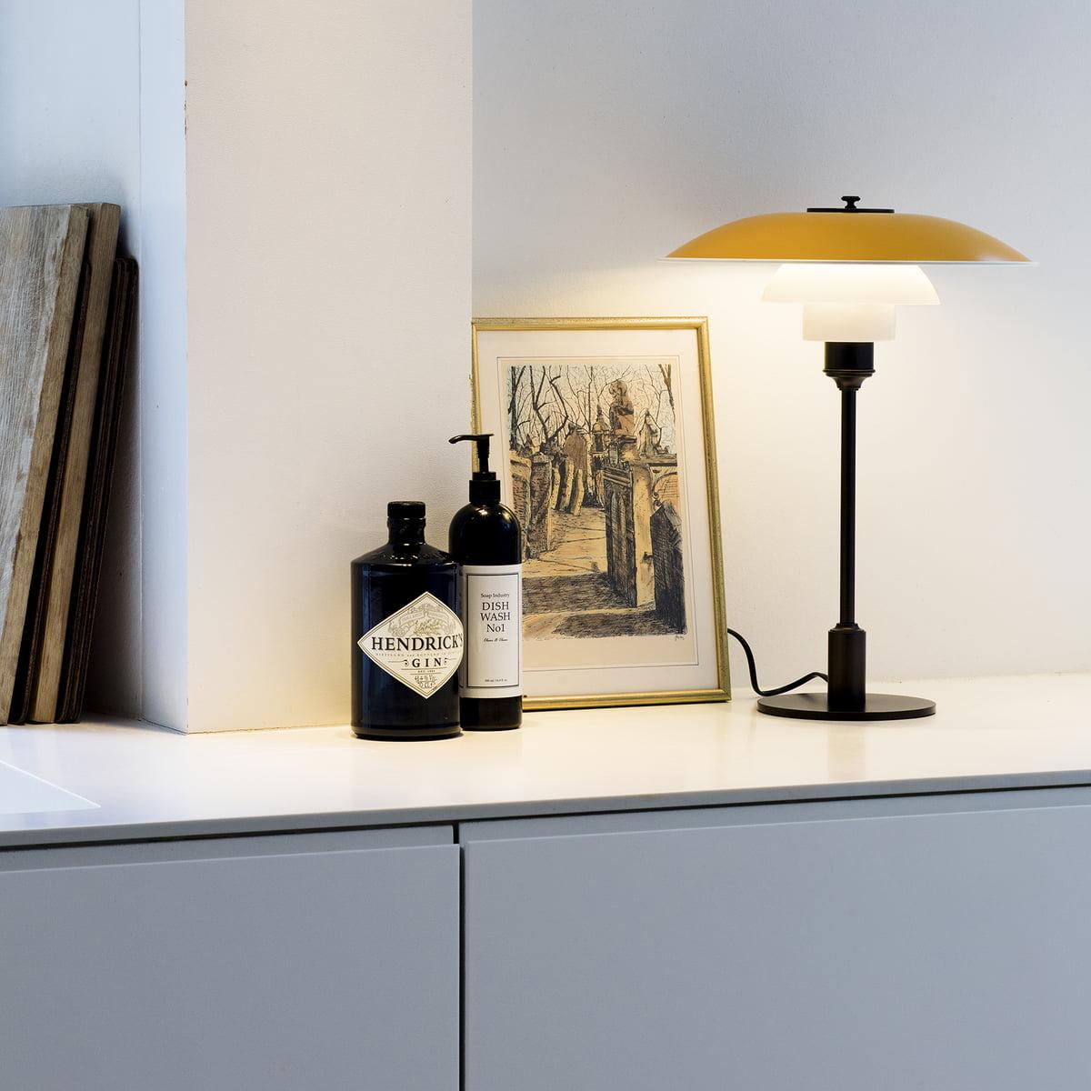 table lamp ph 3 2 by louis poulsen. Black Bedroom Furniture Sets. Home Design Ideas
