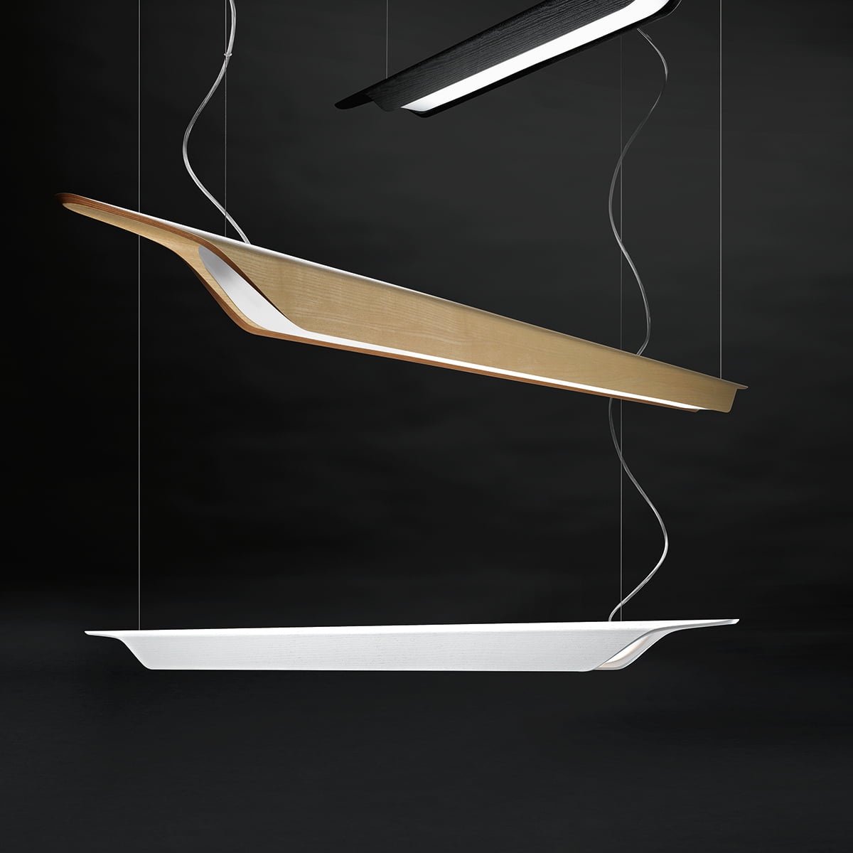 troag pendant lamp by foscarini in the shop. Black Bedroom Furniture Sets. Home Design Ideas