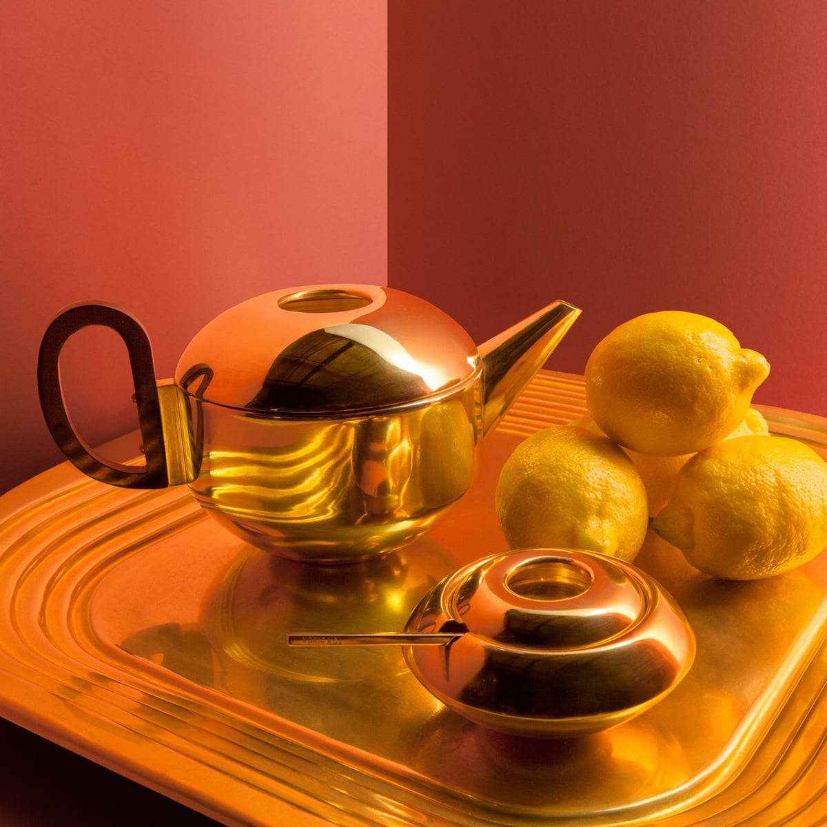 Form Teapot By Tom Dixon In The Shop