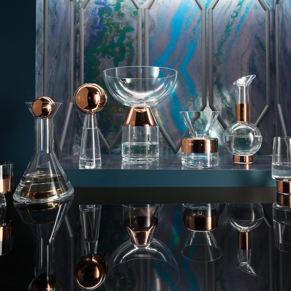 Tank Vases By Tom Dixon Available In The Shop