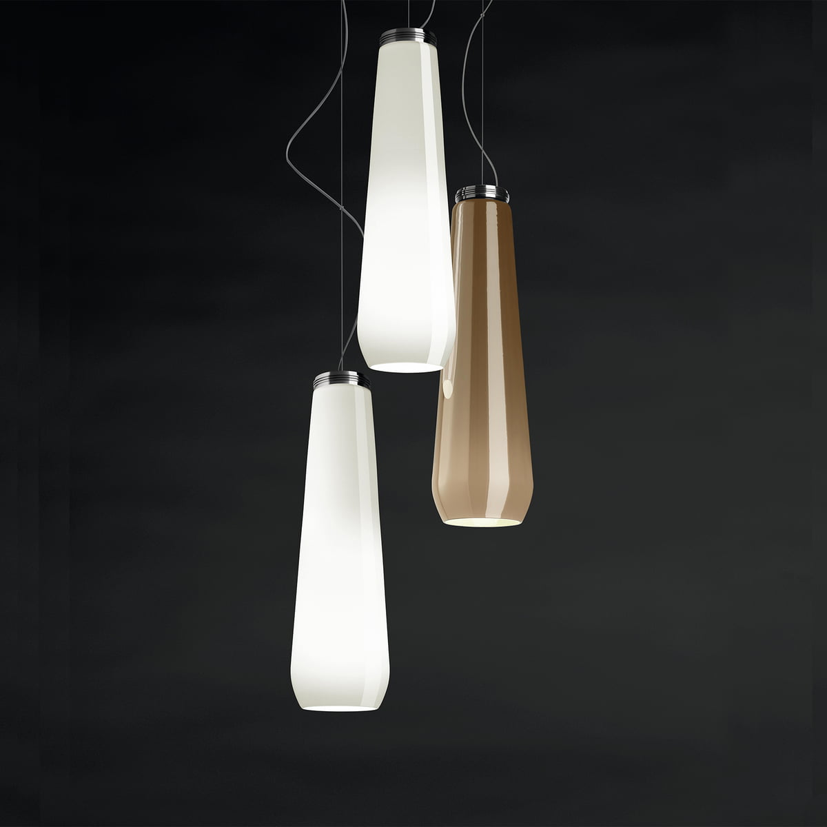 drop pendant lighting. The Glass Drop Pendant Lamp By Diesel Living Lighting T