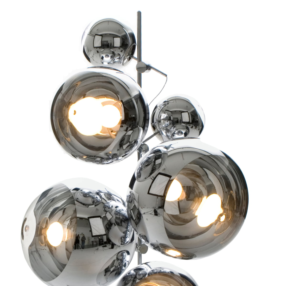 Mirror Ball Floor Lamp by Tom Dixon in the shop