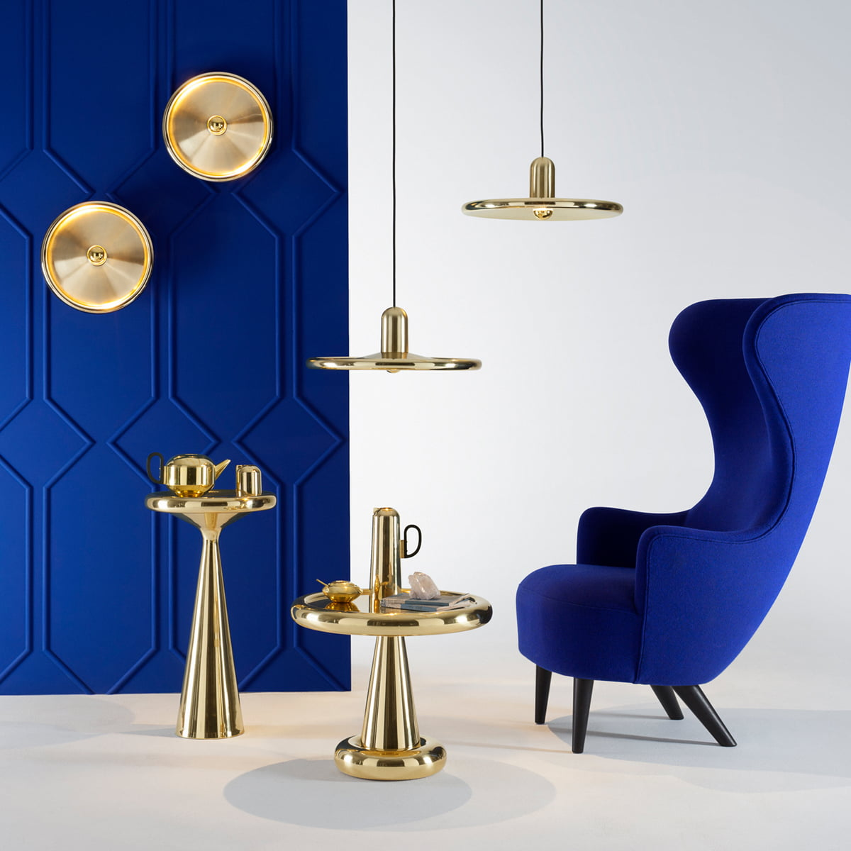Marvelous New Collections By Tom Dixon