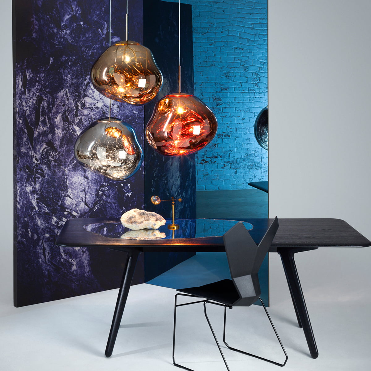 Melt Pendant Lamp by Tom Dixon in our shop