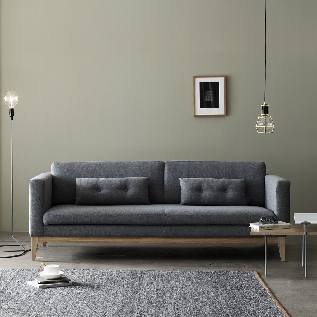 Superbe The Day Sofa By Design House Stockholm Studio