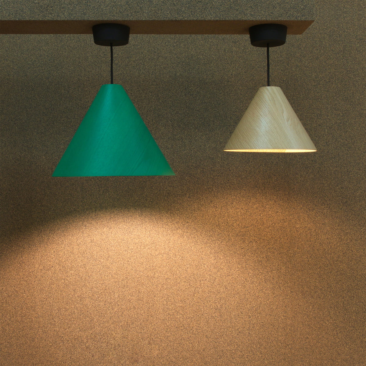 The 30 Degree Pendant Lamp By Wrong London