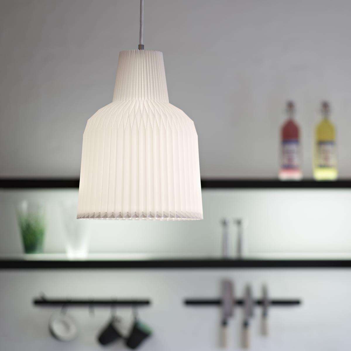La Cloche Pendant Lamp from Le Klint