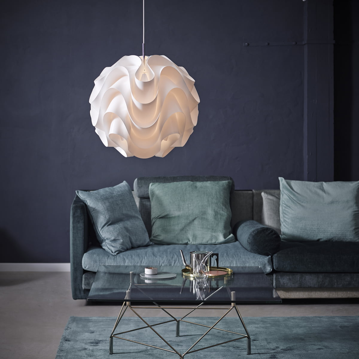 Buy the Sinus Pendant Lamp from Le Klint