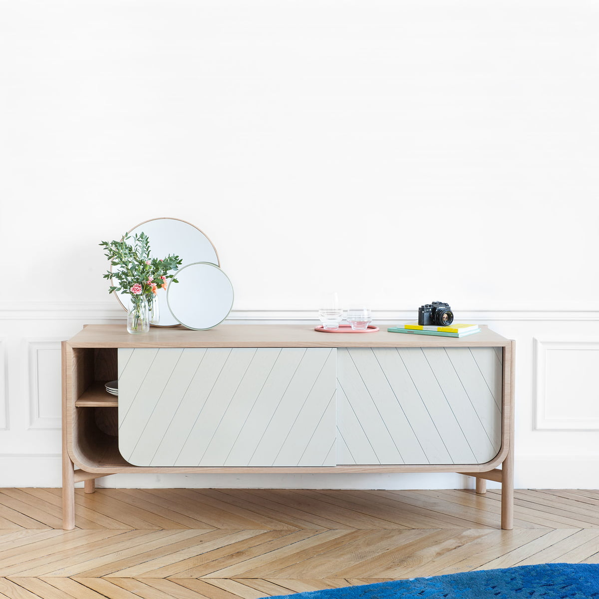 Buy The Marius Sideboard By Hart In The Design Shop