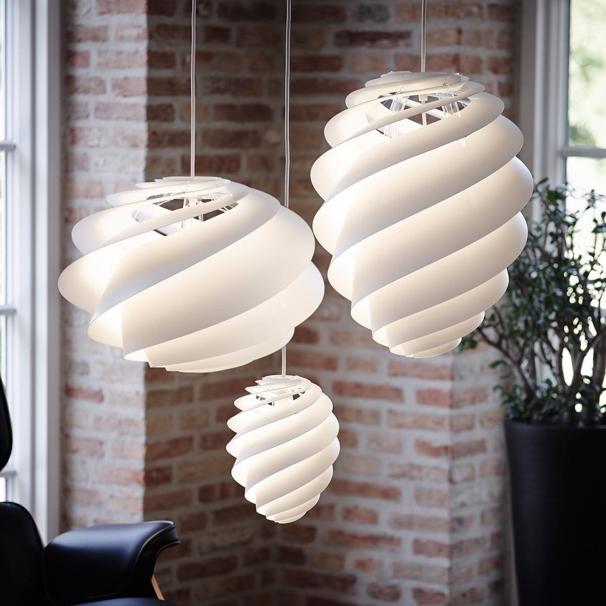 Swirl 1 Pendant Lamp by Le Klint in the shop