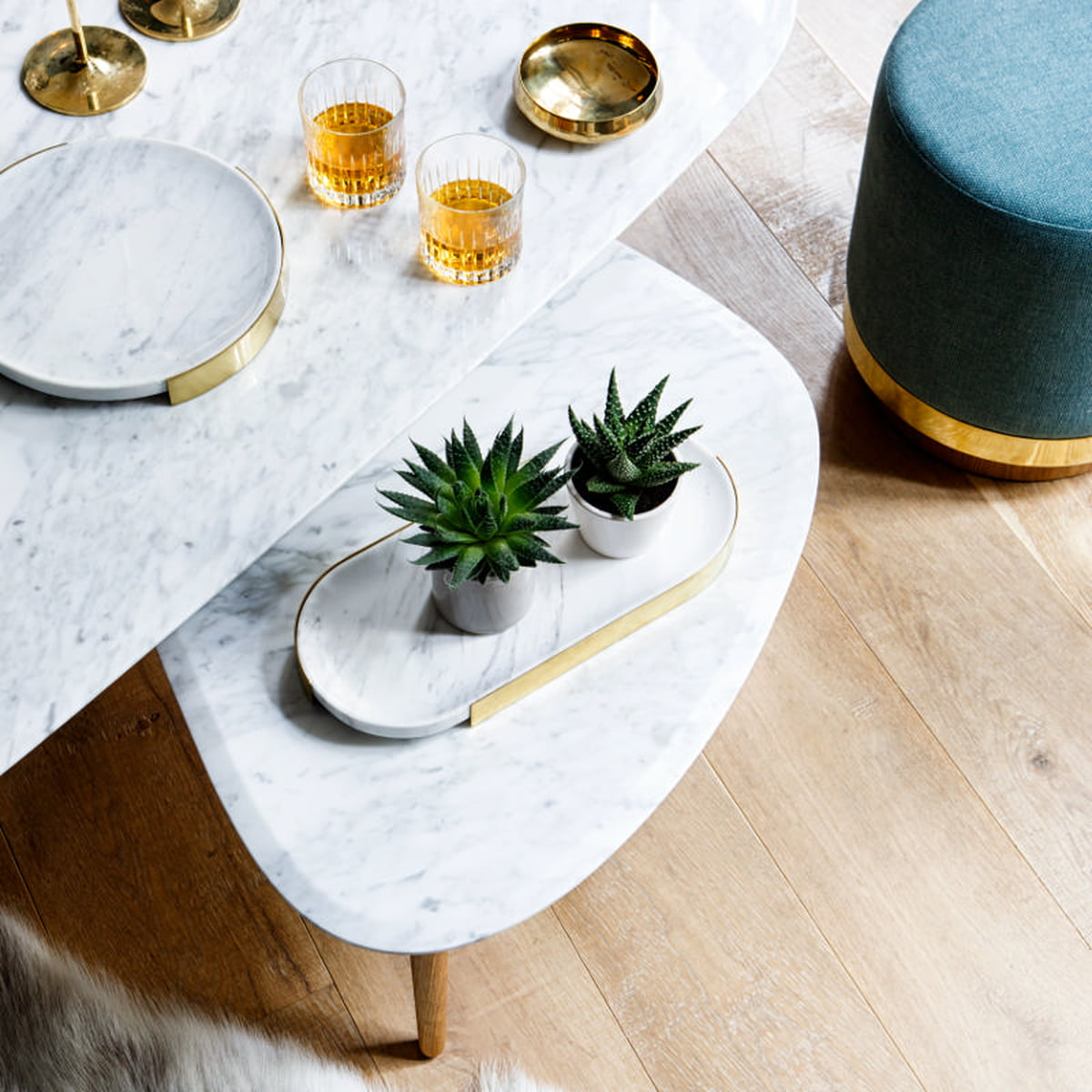 Marble Tray By Red Edition Connox Shop