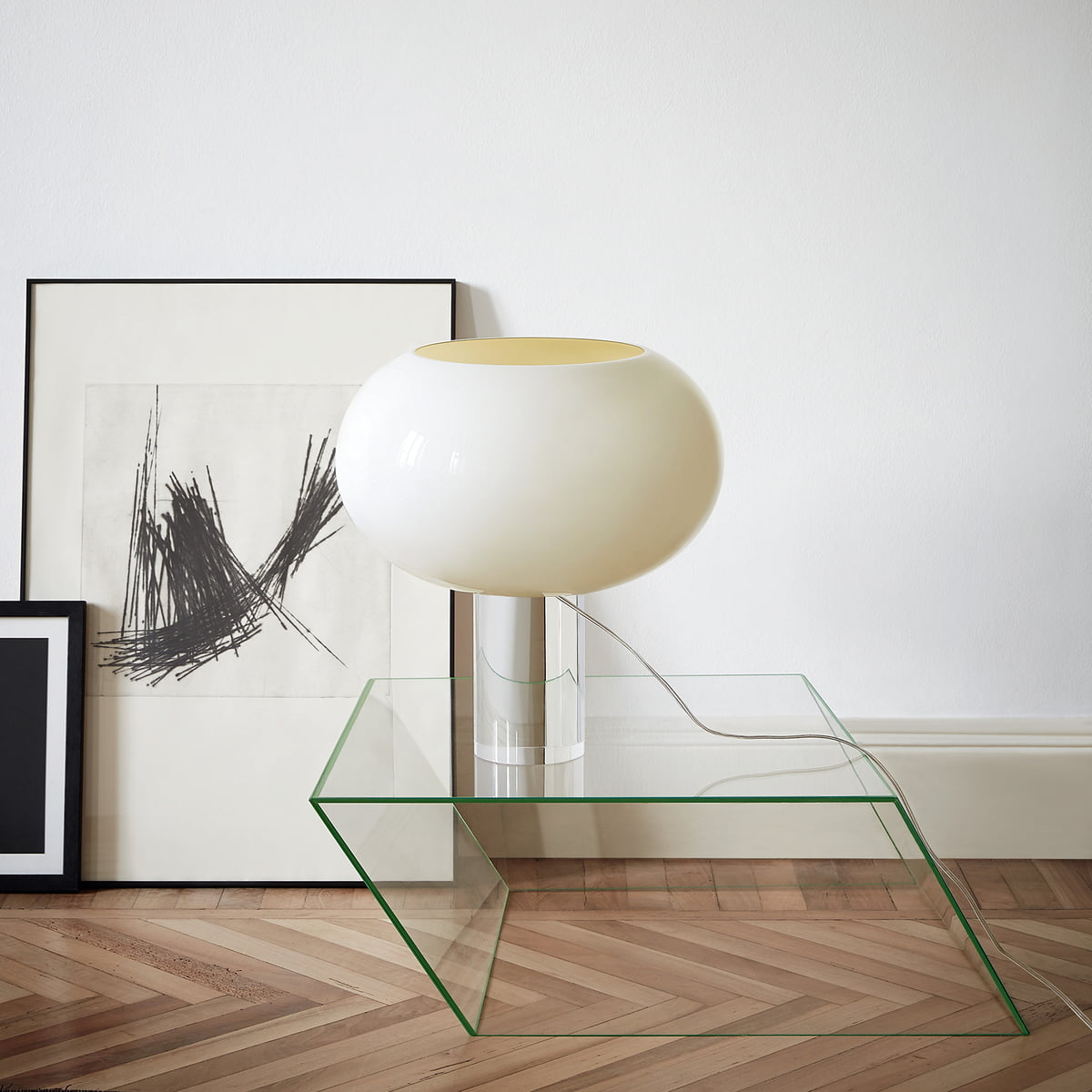 buds 2 table lamp by foscarini in the shop. Black Bedroom Furniture Sets. Home Design Ideas