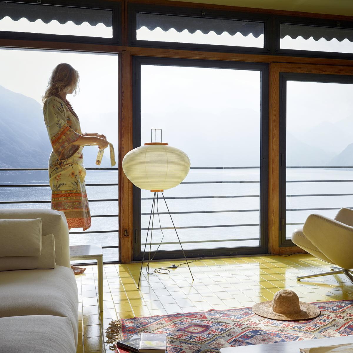 akari furniture. Akari 10A Floor Lamp By Vitra Furniture