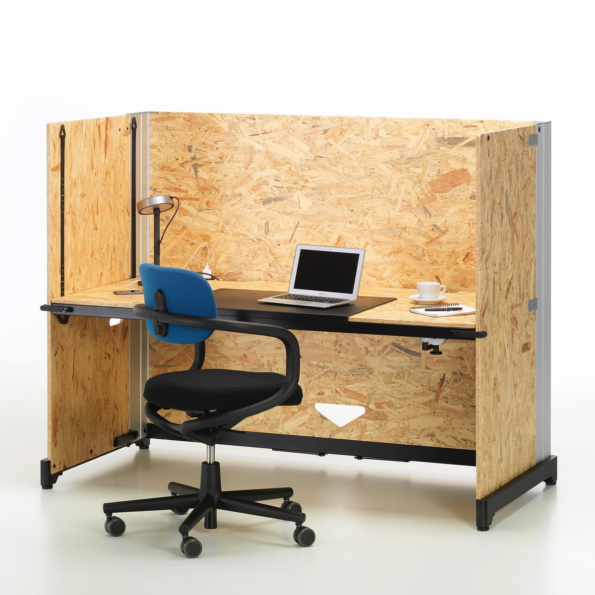 Hack Desk From Vitra Autonomous Element For The Worke
