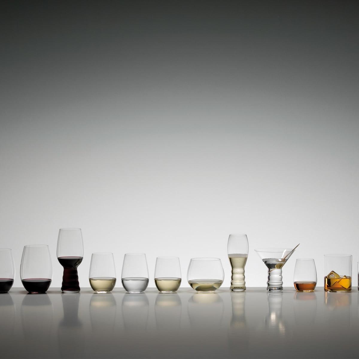 ba1cd63e374 O wine Riesling / Sauvignon Blanc glass (set of 2) by Riedel