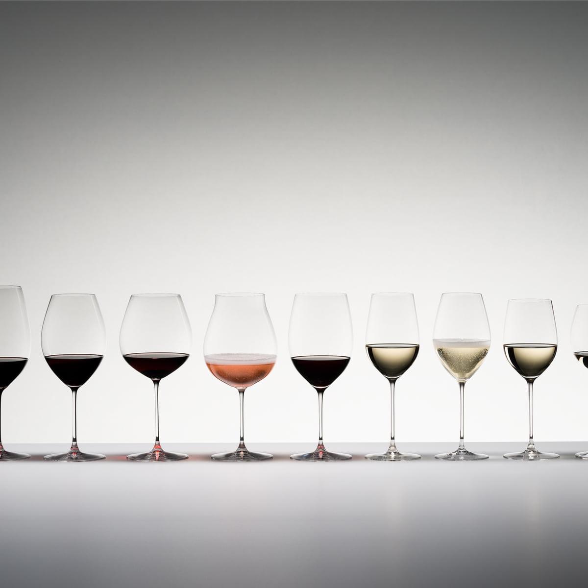 6eea40e97326 Veritas Glass Series by Riedel. Veritas Champagne ...