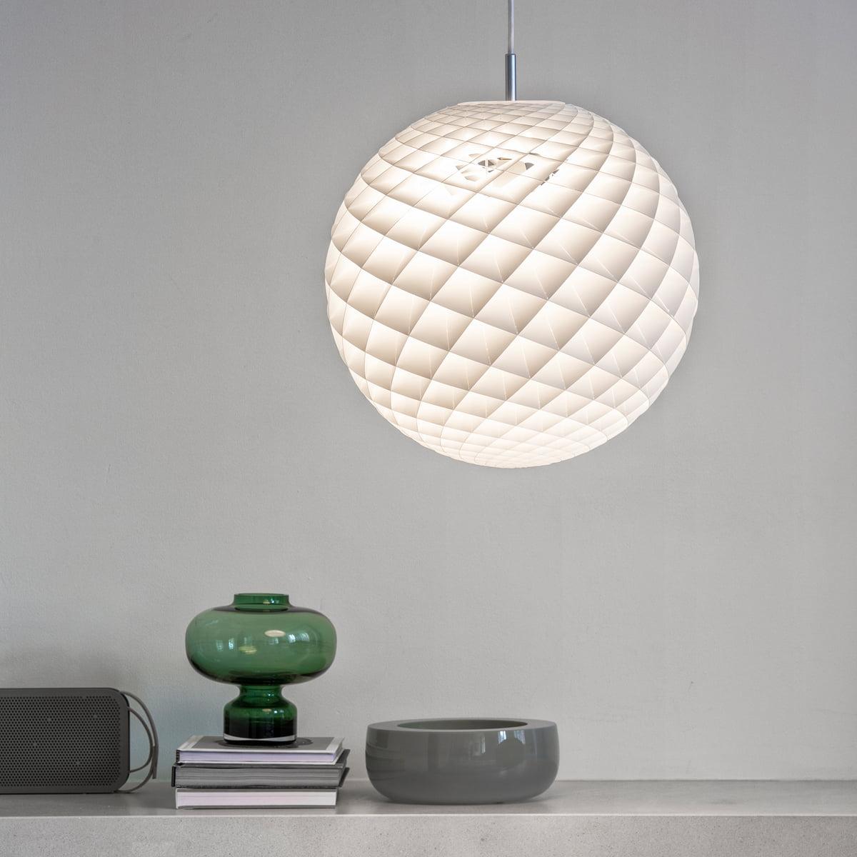 buy the patera pendant lamp by louis poulsen. Black Bedroom Furniture Sets. Home Design Ideas