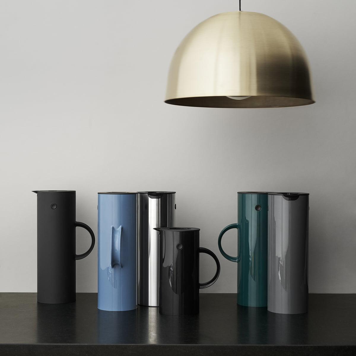 classic em77 jug by stelton. Black Bedroom Furniture Sets. Home Design Ideas