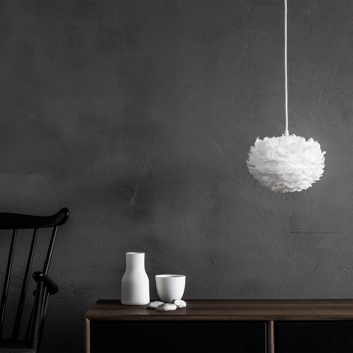 Eos Cream by Umage in the interior design shop