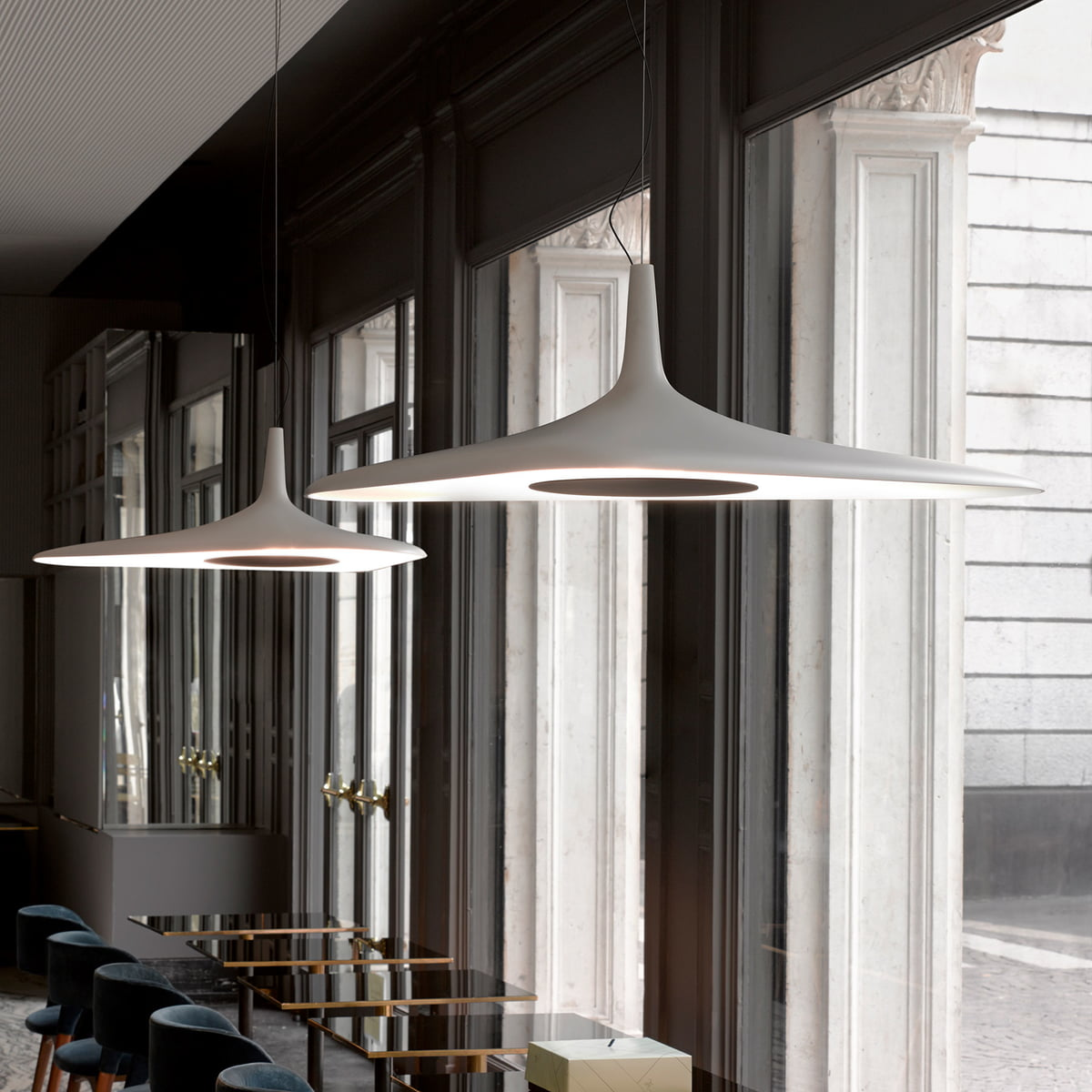 Ansprechend Esstischlampe Modern Referenz Von Soleil Noir Pendant Lamp In The Home