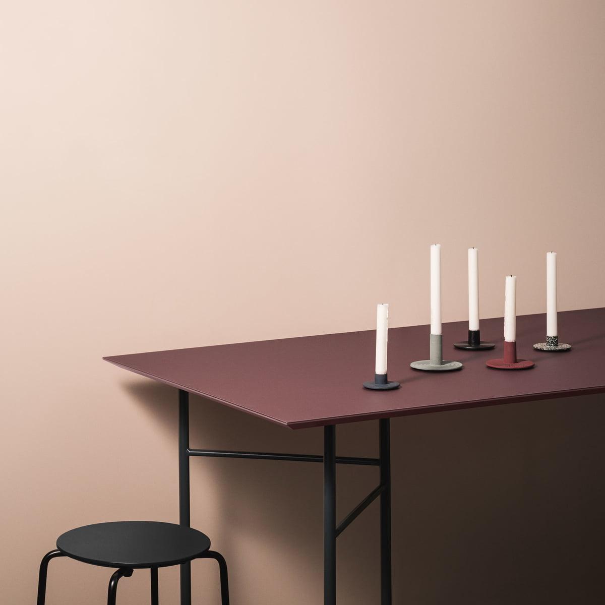 Mingle Tabletop Linoleum By Ferm Living