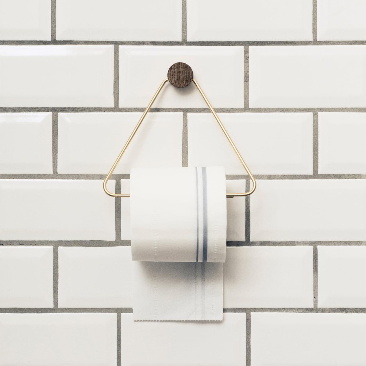 Toilet Paper Holder By Ferm Living Poster Hanger