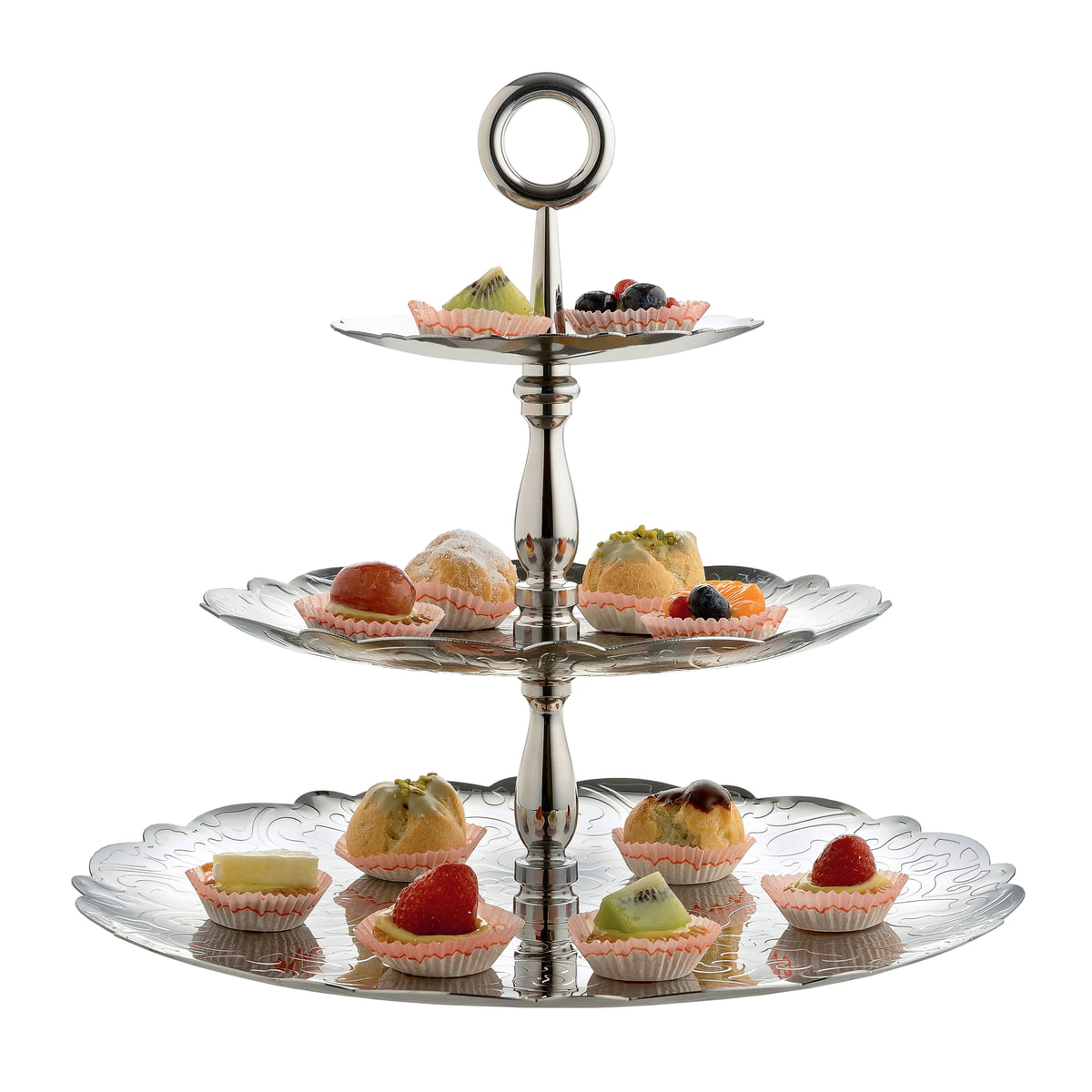 Alessi Porcelain Cake Stand