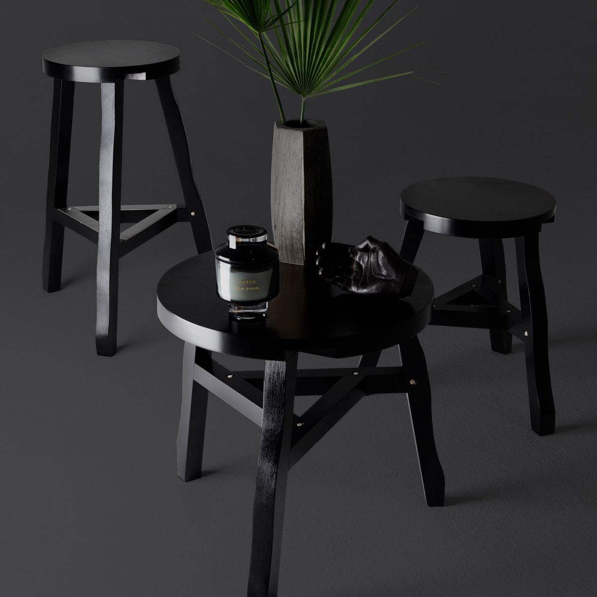 Offcut Side Table By Tom Dixon In The Shop - Tom dixon coffee table