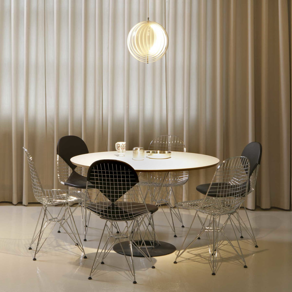 wire chair dkr 2 by vitra online